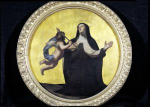 The Ecstasy of St. Theresa by Jean Baptiste Ange de Champaigne