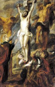 Christ Between the Two Thieves c.1635 by Peter Paul Rubens