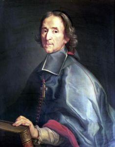 Portrait of Francois de Salignac de la Mothe-Fenelon by French School