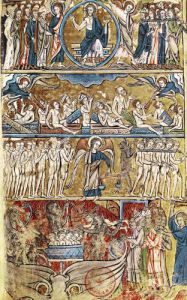 The Last Judgement by French School