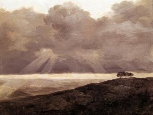 The Storm by Pierre Henri de Valenciennes
