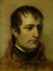 Napoleon Bonaparte First Consul 1802 by Thomas Phillips