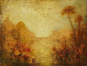 Landscape by Joseph Mallord William Turner