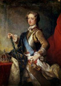 Louis XV by Jean-Baptiste van Loo