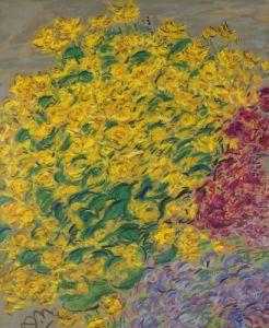 Flowers by Anna de Noailles