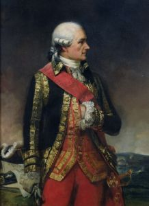 Jean-Baptiste de Vimeur Count of Rochambeau by Charles-Philippe Lariviere