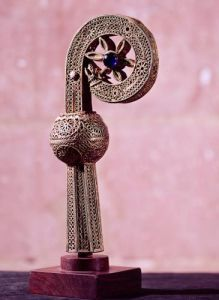 Crozier of St. Robert by French School