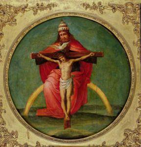 The Trinity by Fernando Yanez de Almedina