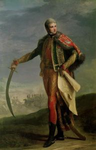 Portrait of Jean Lannes Duke of Montebello 1805 by Jean Charles Nicaise Perrin