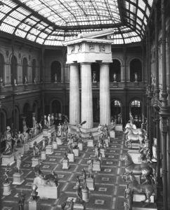 Ecole Nationale des Beaux-Arts Palais des Etudes by Felix Louis Jacques Duban