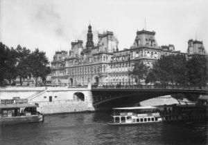 Hotel de Ville 1882 by Theodore Ballu