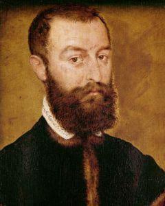 Portrait of a Man with a Beard by Corneille de Lyon