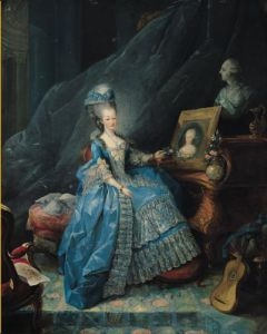 Marie-Therese de Savoie 1775 by Jean Baptiste Andre Gautier d'Agoty