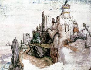 Fortified Castle by Albrecht Dürer