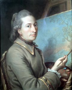Portrait of Claude Dupin by French School