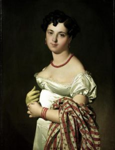 Madame Henri-Philippe-Joseph Panckouke 1811 by Jean-Auguste-Dominique Ingres