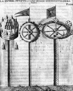 How to fire a royal salute illustration from 'Tratado de Artilleria' by Flemish School