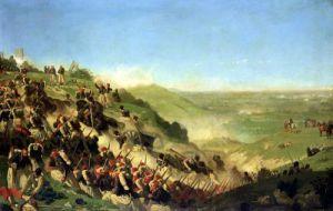 The Battle of Solferino 1859 by Paul Alexandre Protais