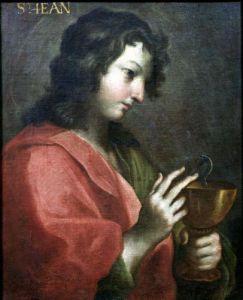 St. John the Evangelist by Italian School