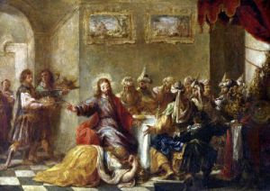 Christ in the House of Simon the Pharisee 1660 by Juan de Valdes Leal