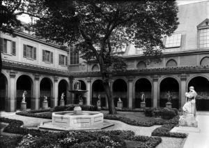 Ecole Nationale des Beaux-Arts by Felix Louis Jacques Duban