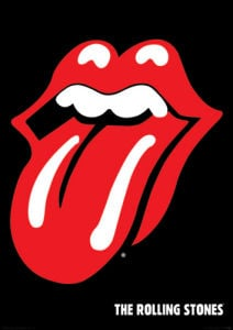 Rolling Stones (logo) by Anonymous