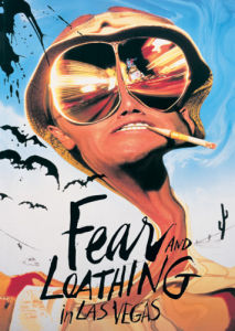 Fear and Loathing in Las Vegas by Maxi