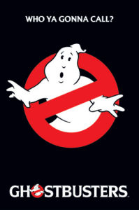 Ghostbusters (Logo) by Anonymous