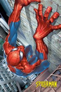 Spider-Man (Climbing) by Marvel Comics