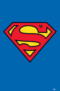 Superman (Classic Logo) by DC Comics