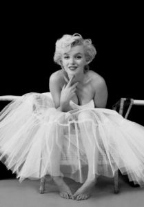 Marilyn Monroe (Ballerina) by Celebrity Image