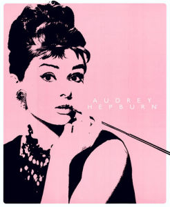 Audrey Hepburn (Cigarello) by Anonymous