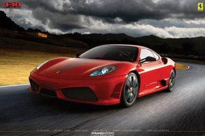 Ferrari (430 Scuderia) by Anonymous