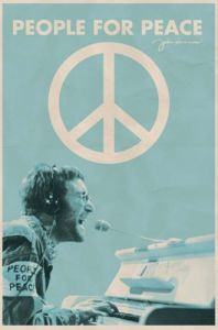 John Lennon (People For Peace) by Anonymous