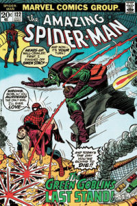 Marvel Comics (Spider-Man vs Green Goblin) by Marvel Comics