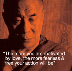 Dalai Lama (Quote) by Anonymous