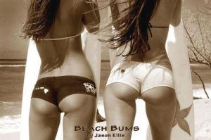 Beach Bums by Jason Ellis
