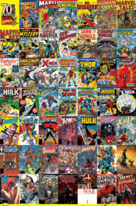 Marvel (70th Anniversary) by Marvel Comics