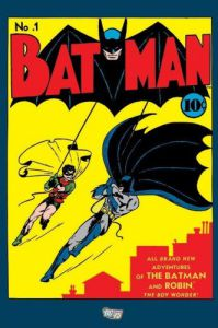 Batman (No.1) by DC Comics