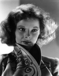 Katharine Hepburn I by Ernest Bachrach