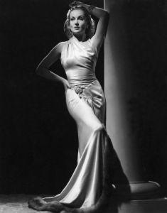 Carole Lombard by Bob Coburn