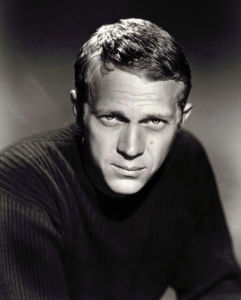 Steve McQueen by Anonymous