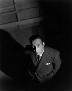Humphrey Bogart by Scotty Welbourne
