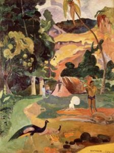 Matamoe by Paul Gauguin