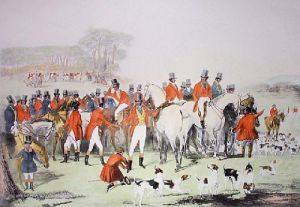 Tipperary Boys (Restrike Etching) by Francis Calcraft Turner