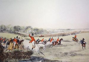 Tipperary Glory (Restrike Etching) by Francis Calcraft Turner
