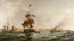 Liverpool (Large) (Restrike Etching) by George Chambers