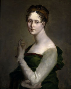 Empress Josephine by Pierre-Paul Prud'hon