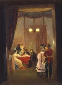 Hortense, Queen of Holland by Pierre Felix Cottrau