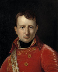 Napoleon Bonaparte as First Consul by Joseph-Marie Vien the Elder